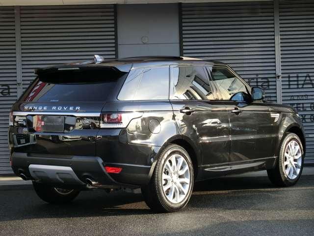 「ランドローバー」「レンジローバースポーツ」「SUV・クロカン」「福岡県」の中古車5