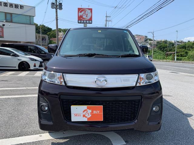 「マツダ」「AZ-ワゴン」「コンパクトカー」「沖縄県」の中古車3
