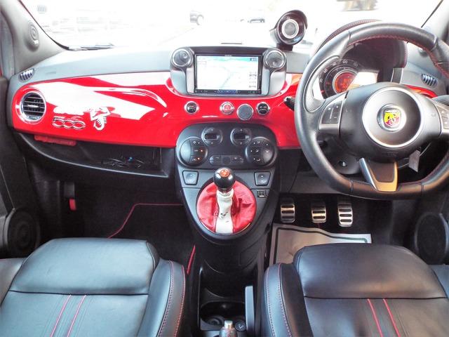 「アバルト」「アバルト500」「コンパクトカー」「大阪府」の中古車3