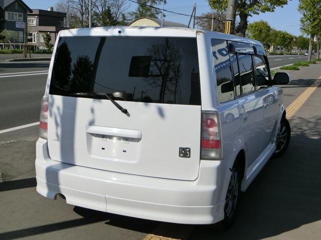「トヨタ」「bB」「コンパクトカー」「北海道」の中古車5