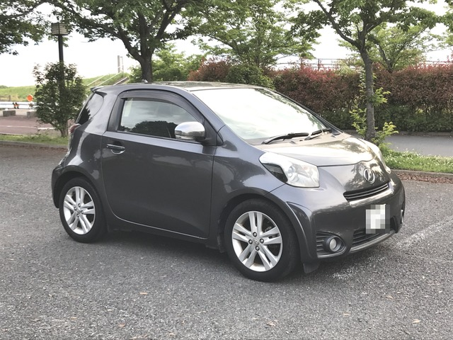 「トヨタ」「iQ」「コンパクトカー」「千葉県」の中古車10