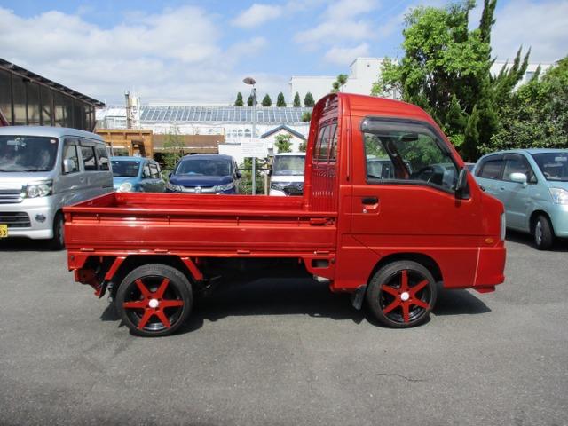 「スバル」「サンバートラック」「トラック」「京都府」の中古車7