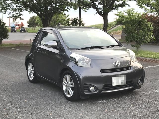 「トヨタ」「iQ」「コンパクトカー」「千葉県」の中古車9