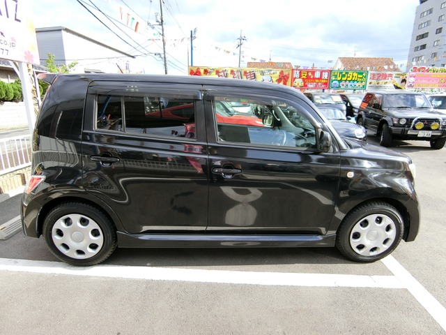 「トヨタ」「bB」「コンパクトカー」「岡山県」の中古車4