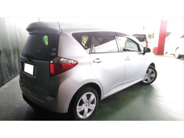 「トヨタ」「ラクティス」「コンパクトカー」「三重県」の中古車7