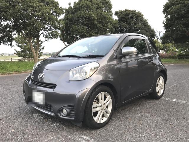 「トヨタ」「iQ」「コンパクトカー」「千葉県」の中古車6