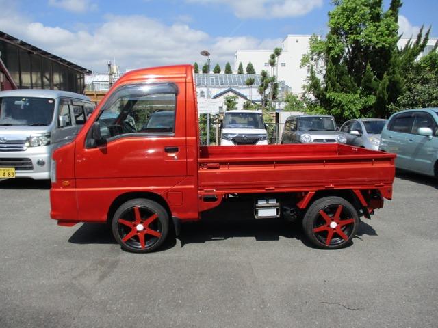 「スバル」「サンバートラック」「トラック」「京都府」の中古車8