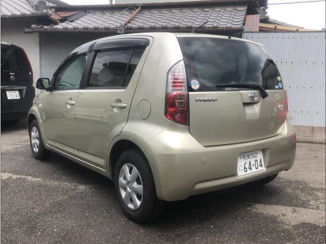 「トヨタ」「パッソ」「コンパクトカー」「大阪府」の中古車2
