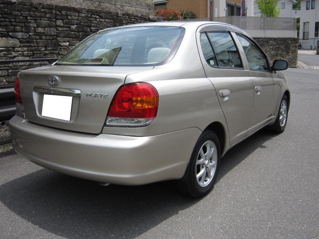 「トヨタ」「プラッツ」「セダン」「京都府」の中古車2