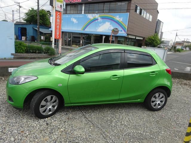 「マツダ」「デミオ」「コンパクトカー」「東京都」の中古車4