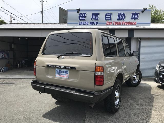 「トヨタ」「ランドクルーザー」「SUV・クロカン」「三重県」の中古車2
