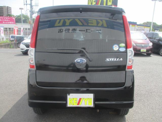 「スバル」「ステラ」「コンパクトカー」「富山県」の中古車6