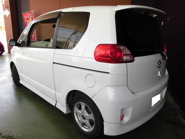 「トヨタ」「ポルテ」「コンパクトカー」「三重県」の中古車7