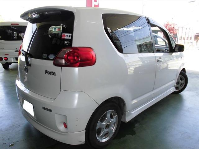 「トヨタ」「ポルテ」「コンパクトカー」「三重県」の中古車8