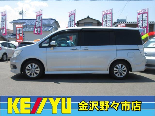 「ホンダ」「ステップワゴン」「ミニバン・ワンボックス」「石川県」の中古車5