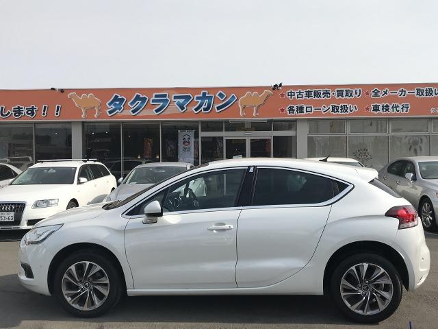 「シトロエン」「DS4」「コンパクトカー」「埼玉県」の中古車7