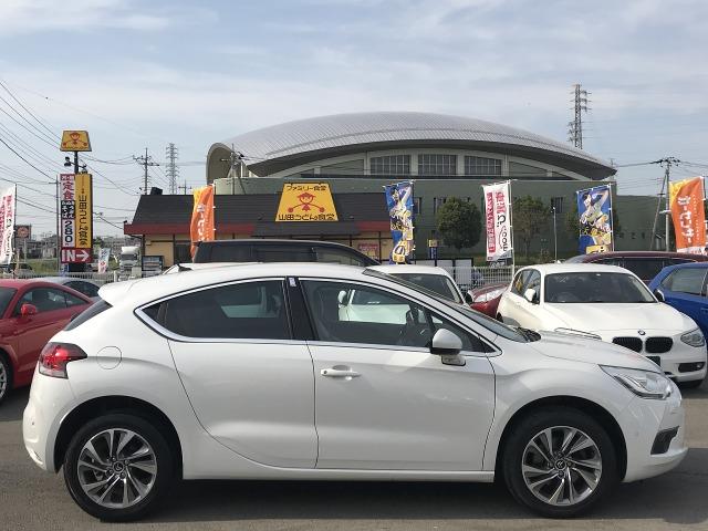 「シトロエン」「DS4」「コンパクトカー」「埼玉県」の中古車8