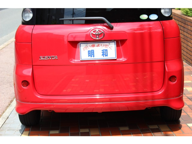 「トヨタ」「シエンタ」「ミニバン・ワンボックス」「愛知県」の中古車10
