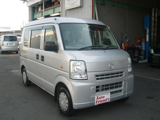 「マツダ」「スクラム」「コンパクトカー」「京都府」の中古車2