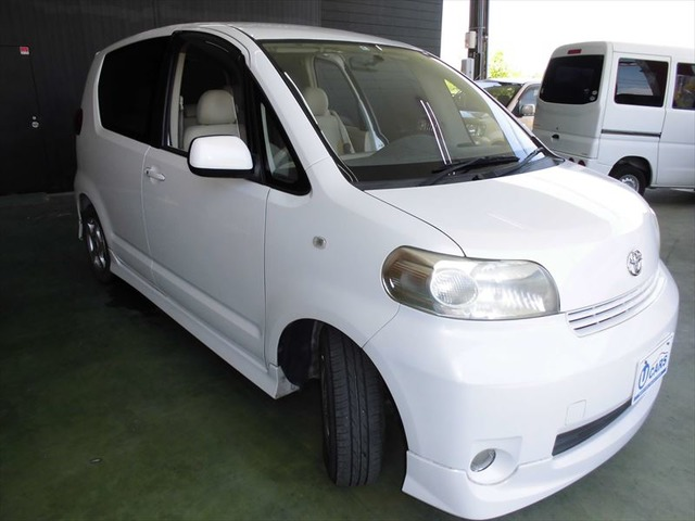「トヨタ」「ポルテ」「コンパクトカー」「三重県」の中古車10