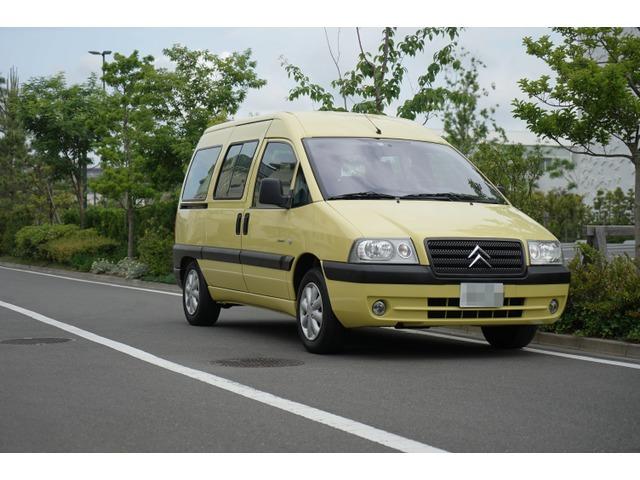 「シトロエン」「ジャンピー」「ステーションワゴン」「神奈川県」の中古車2