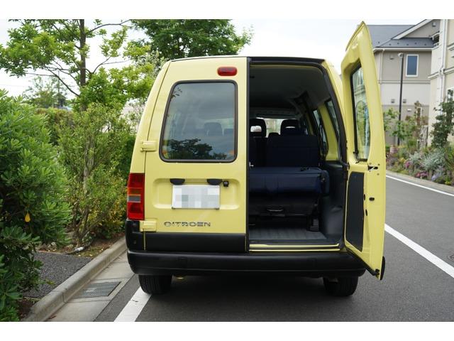 「シトロエン」「ジャンピー」「ステーションワゴン」「神奈川県」の中古車8