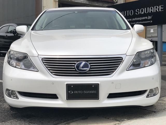 「レクサス」「LS600h」「セダン」「愛知県」の中古車2