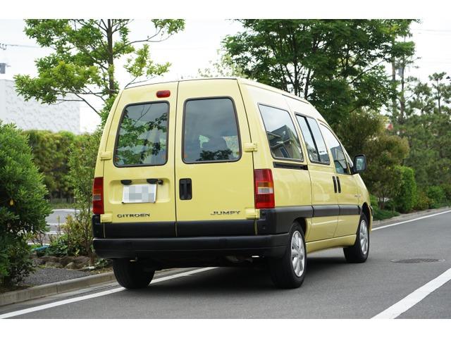 「シトロエン」「ジャンピー」「ステーションワゴン」「神奈川県」の中古車6