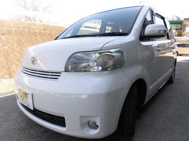 「トヨタ」「ポルテ」「コンパクトカー」「静岡県」の中古車4