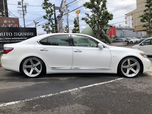 「レクサス」「LS600h」「セダン」「愛知県」の中古車4