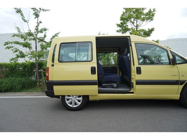 「シトロエン」「ジャンピー」「ステーションワゴン」「神奈川県」の中古車10
