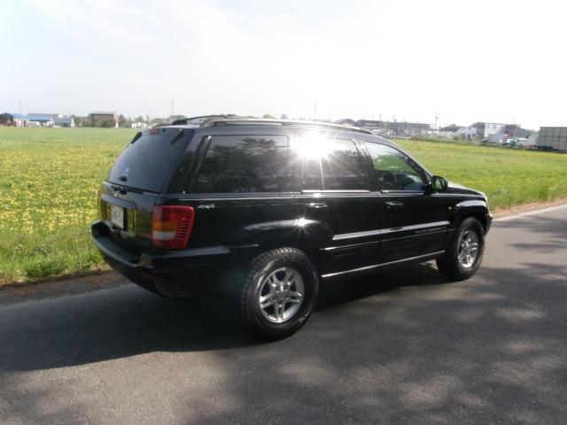 「ジープ」「グランドチェロキー」「SUV・クロカン」「北海道」の中古車5