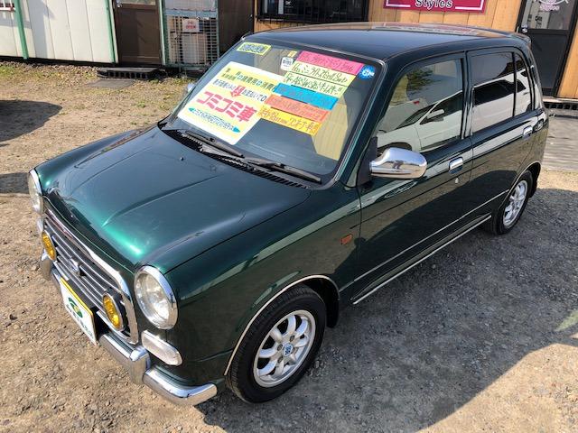 「ダイハツ」「ミラジーノ」「コンパクトカー」「北海道」の中古車8