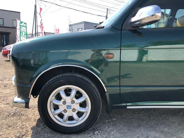 「ダイハツ」「ミラジーノ」「コンパクトカー」「北海道」の中古車10