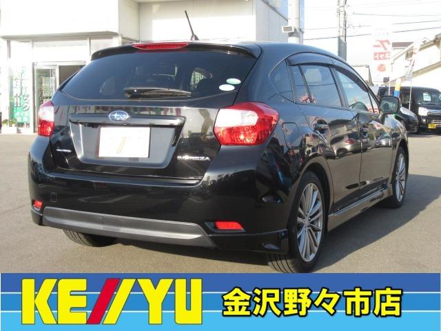 「スバル」「インプレッサスポーツ」「ステーションワゴン」「石川県」の中古車7