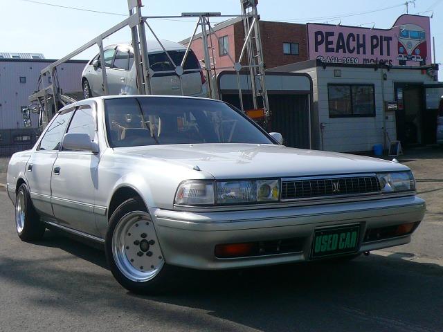 クレスタ(トヨタ) 2.0 スーパールーセント 中古車画像