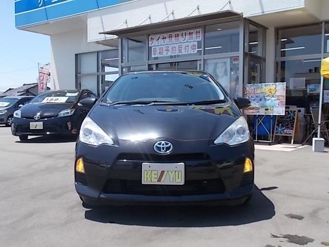 「トヨタ」「アクア」「コンパクトカー」「富山県」の中古車6