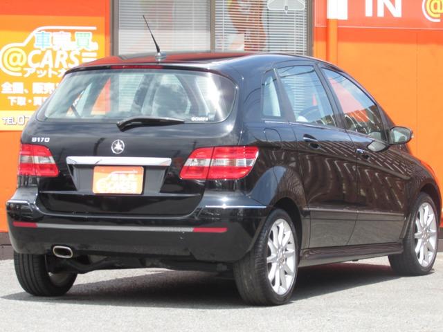 「メルセデスベンツ」「B170」「コンパクトカー」「滋賀県」の中古車6