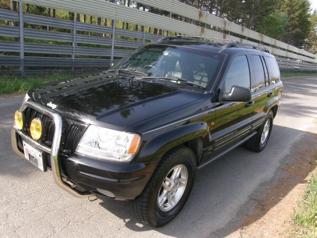 「ジープ」「グランドチェロキー」「SUV・クロカン」「北海道」の中古車