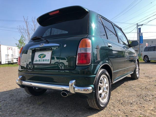 「ダイハツ」「ミラジーノ」「コンパクトカー」「北海道」の中古車7