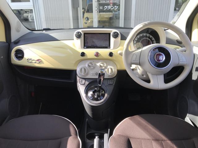 「フィアット」「500C」「オープンカー」「愛知県」の中古車9