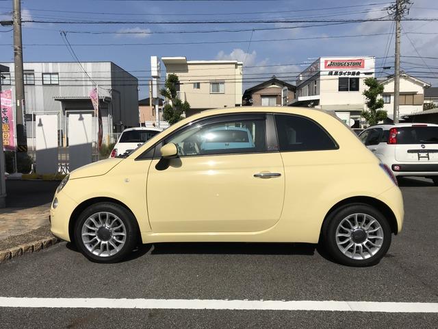 「フィアット」「500C」「オープンカー」「愛知県」の中古車5
