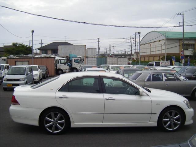 「トヨタ」「クラウンアスリート」「セダン」「神奈川県」の中古車8