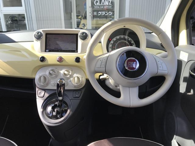 「フィアット」「500C」「オープンカー」「愛知県」の中古車10