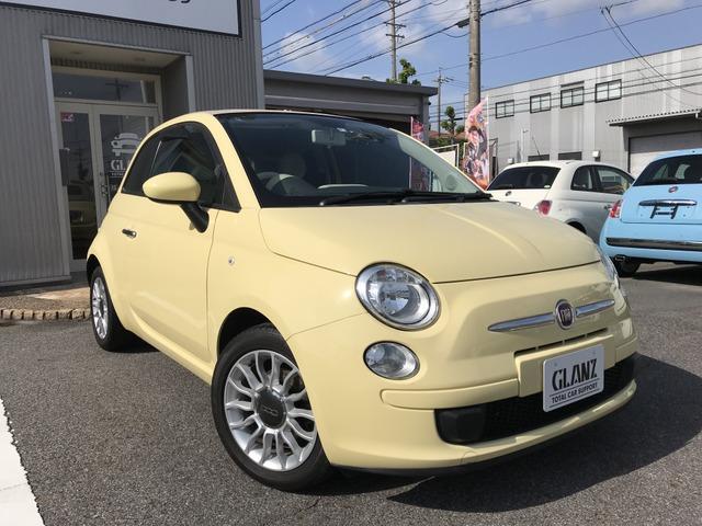「フィアット」「500C」「オープンカー」「愛知県」の中古車3