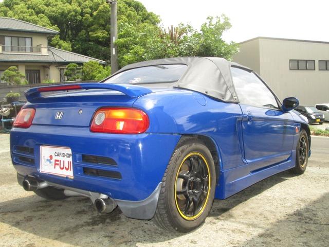 「ホンダ」「ビート」「オープンカー」「佐賀県」の中古車5