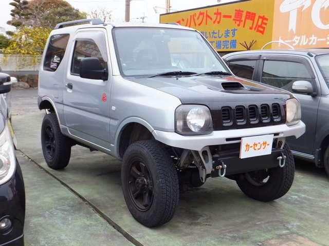 「スズキ」「ジムニー」「SUV・クロカン」「福岡県」の中古車5
