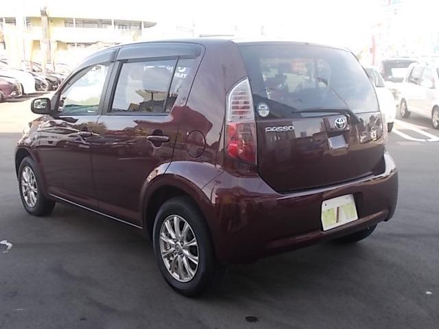 「トヨタ」「パッソ」「コンパクトカー」「富山県」の中古車7