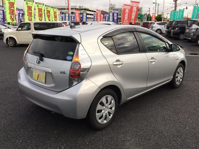 「トヨタ」「アクア」「コンパクトカー」「栃木県」の中古車5