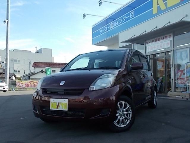 「トヨタ」「パッソ」「コンパクトカー」「富山県」の中古車